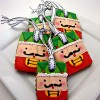 Christmas Nutcracker Cookie Ornament