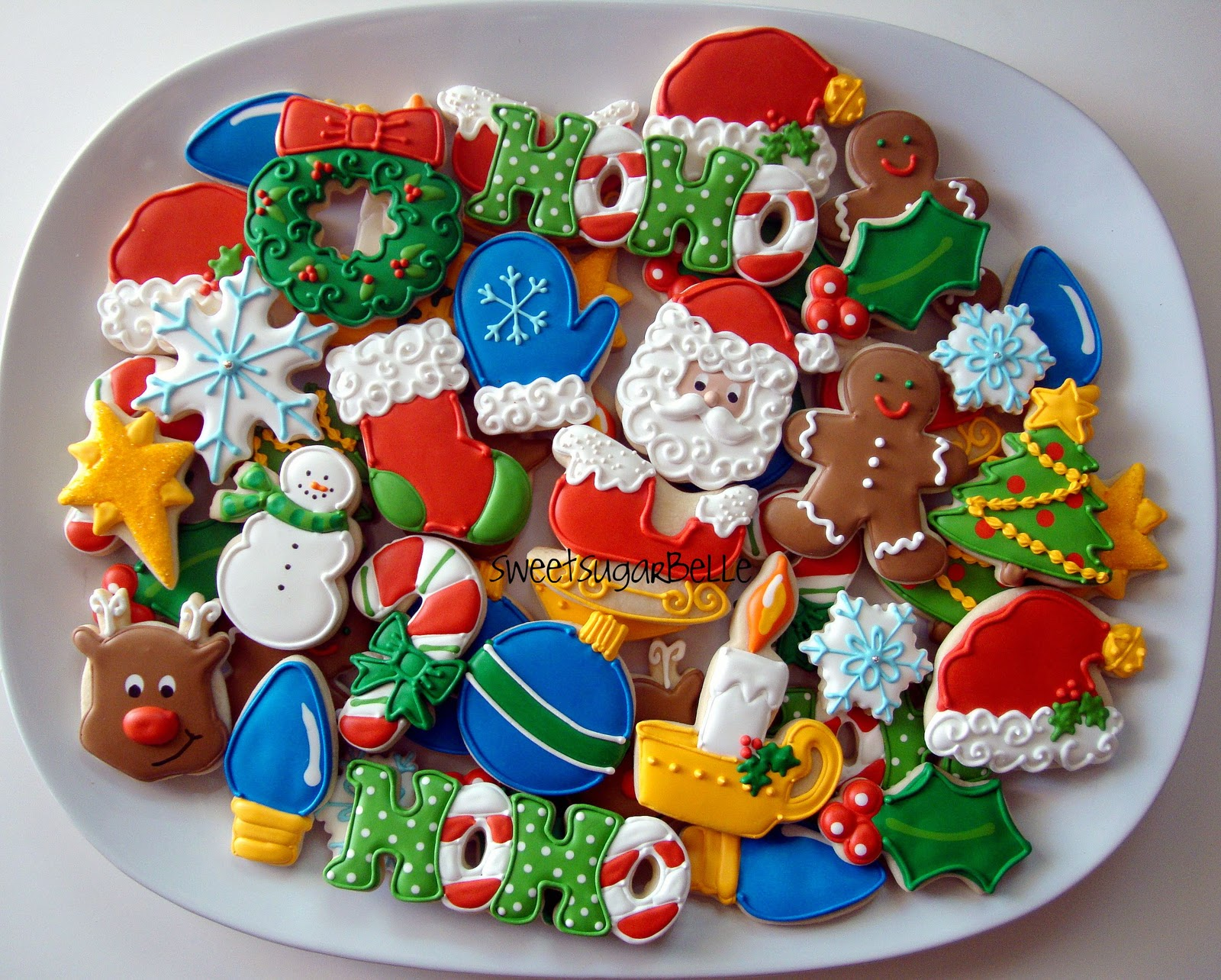 Christmas Cookie Book Giveaway The Sweet Adventures Of Sugar