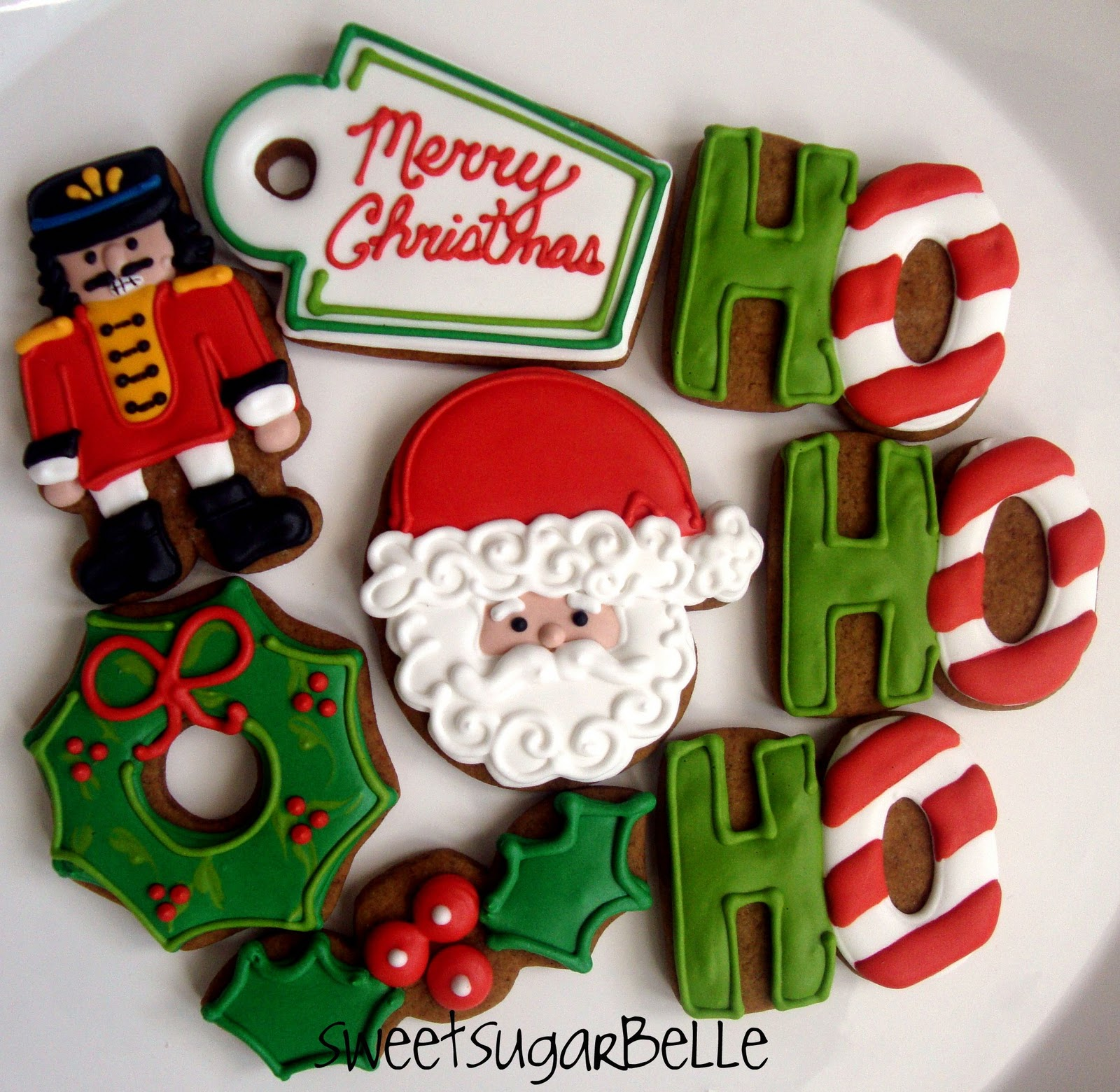 Cookie Cutter Christmas.Creative Christmas Cookies Using Halloween Cutters The
