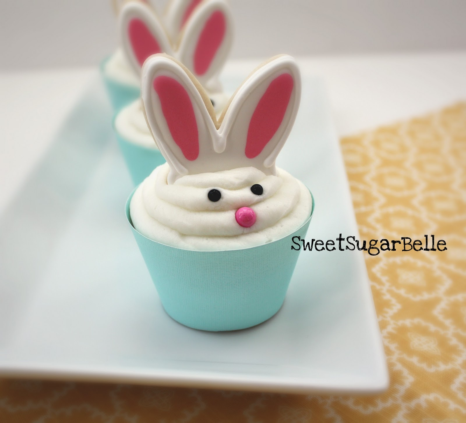 decortive ester ccents easter rabbit decor bunny.htm bunny ear cupcake toppers the sweet adventures of sugar belle  bunny ear cupcake toppers the sweet
