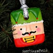 Nutcracker Cookie ornament