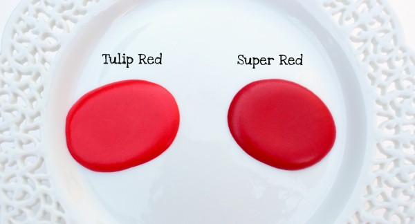 Tulip Red - The Sweet Adventures of Sugar Belle