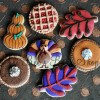 Ali-Bee's Thanksgiving Cookie Assortment
