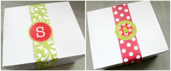 Cake Pop Gift Packaging