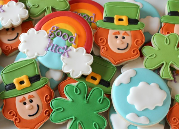 Leprechaun Cookies | Decadent St. Patrick's Day Cookies You'll Love