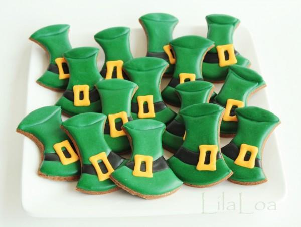 Leprechaun Hats | Decadent St. Patrick's Day Cookies You'll Love