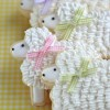 Sweet Easter Lamb Cookies