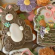 Fluffy Easter Bunny Cookies