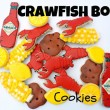 Crawfish Boil Cookies