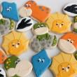 Baby Dinosaur Cookies