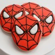 Spiderman Cookie