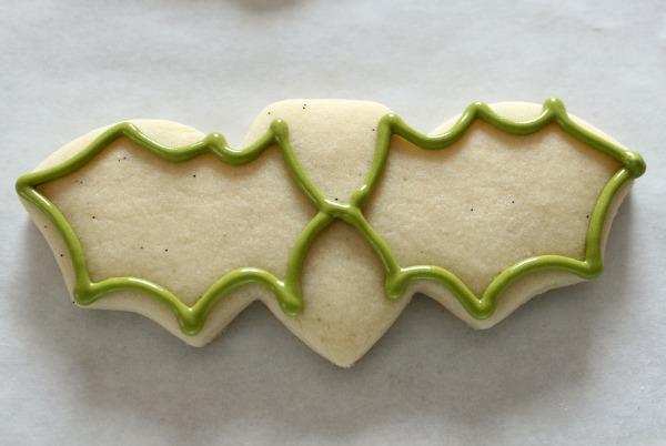 Creative Holly Leaf Cookies The Sweet Adventures Of Sugar Belle