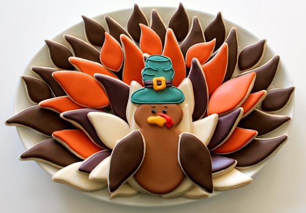 Easy Turkey Platter The Sweet Adventures Of Sugar Belle