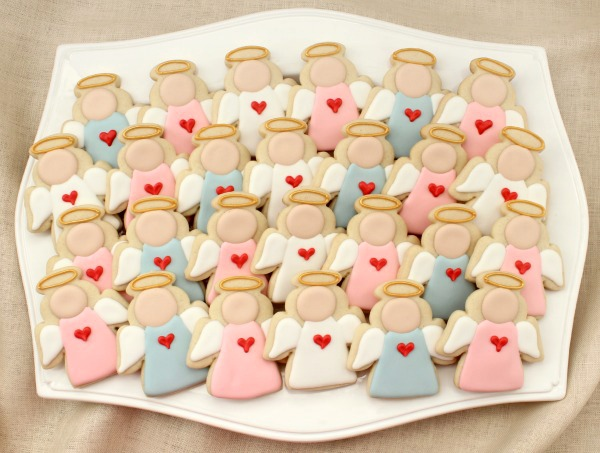 Angel Cookies