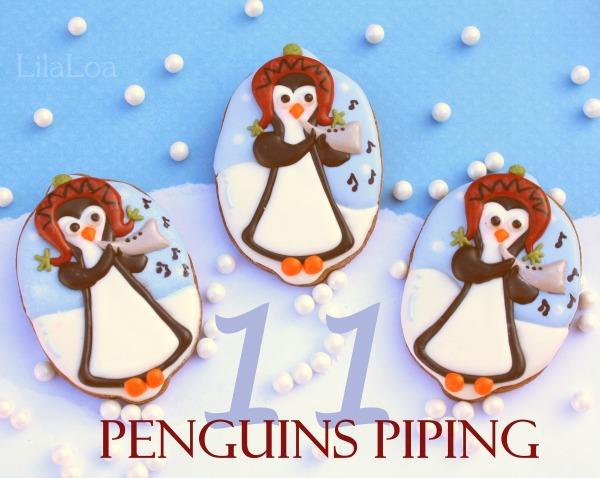 Penguin Pipers -- LilaLoa
