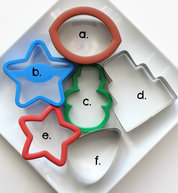 Dora Cookie Cutters