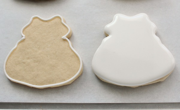 Easy Polar Bear Cookie 2