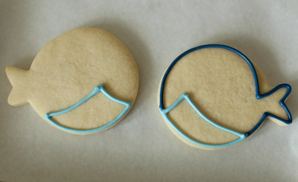Whale Cookies 2