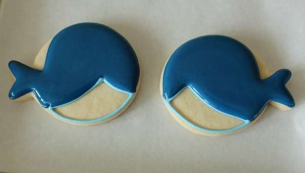 Whale Cookies 3
