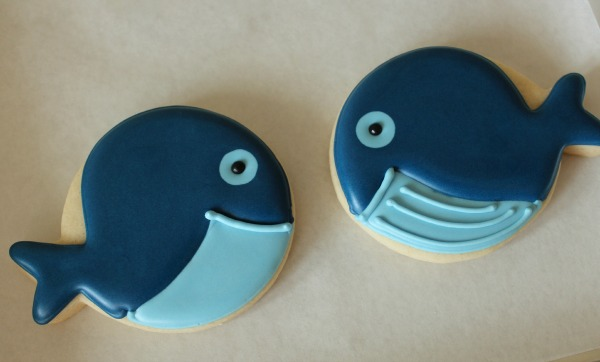 Whale Cookies 6