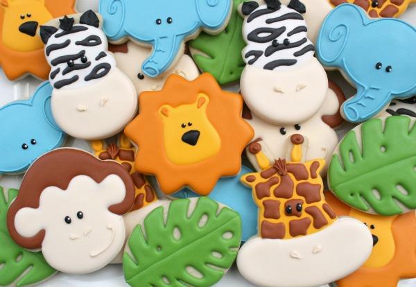 Ali's Animal Cookies
