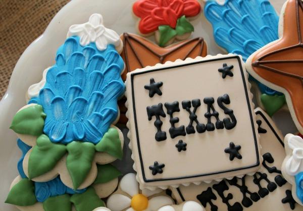 Bluebonnet Cookies 1