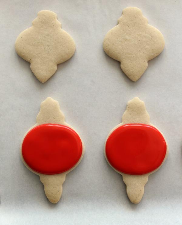 Chinese Lantern Cookies 1