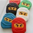 Ninjago Cookies 1