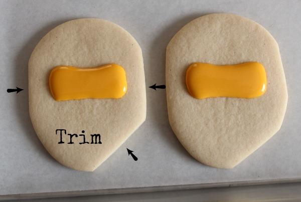 Ninjago Cookies 2