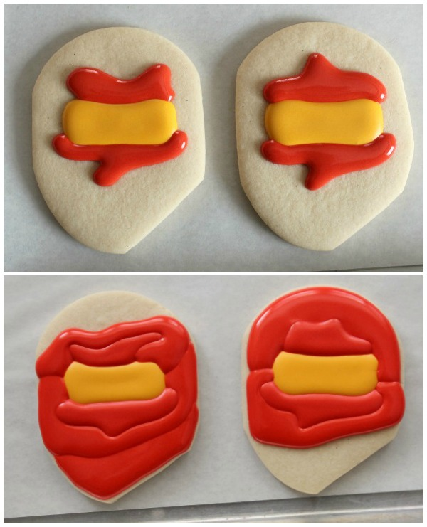 Ninjago Cookies 5