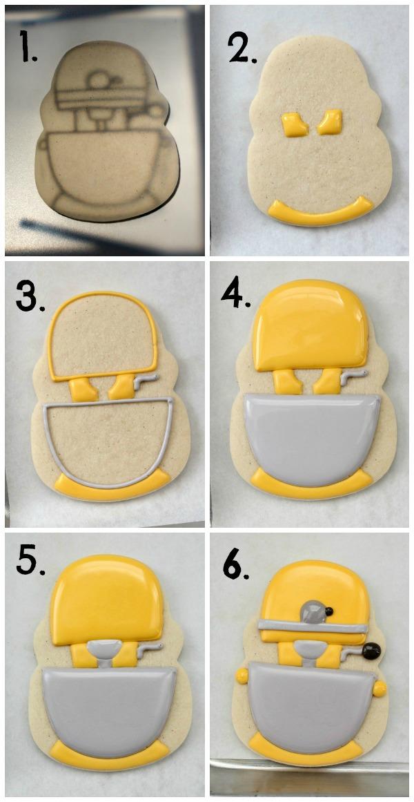 Kitchen Aid Mixer Cookies