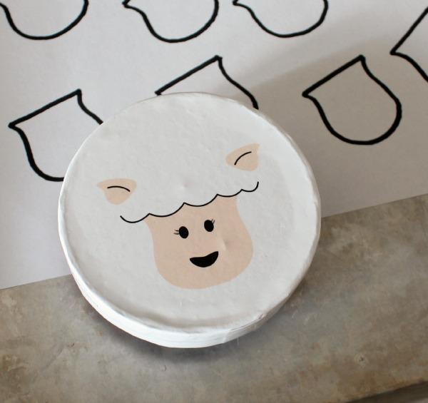 Lamb Cookies 1