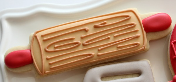 Rolling Pin Cookie