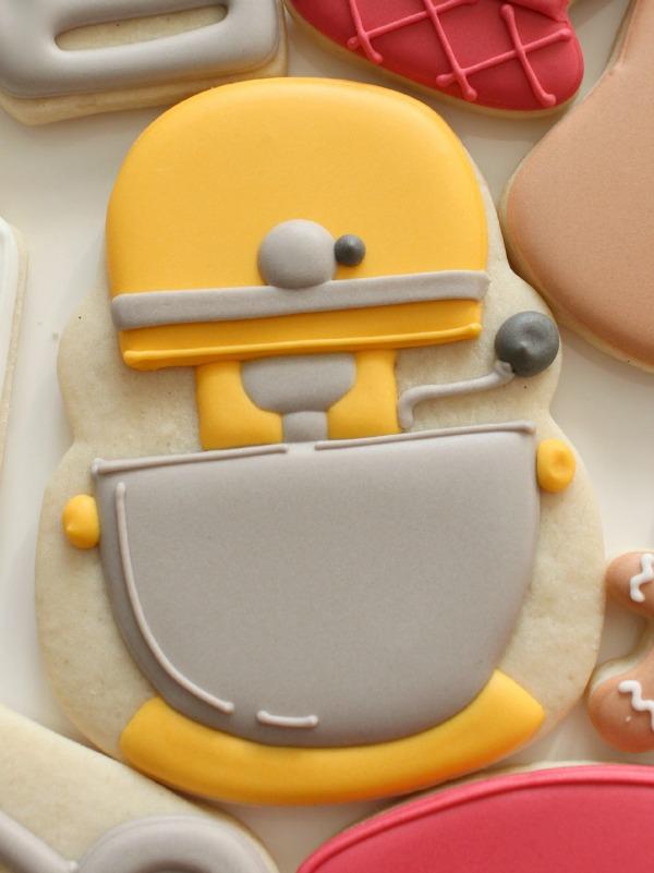 Stand Mixer Cookie