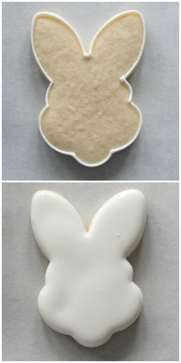 Bunny Face Cookies SweetSugarBelle 1