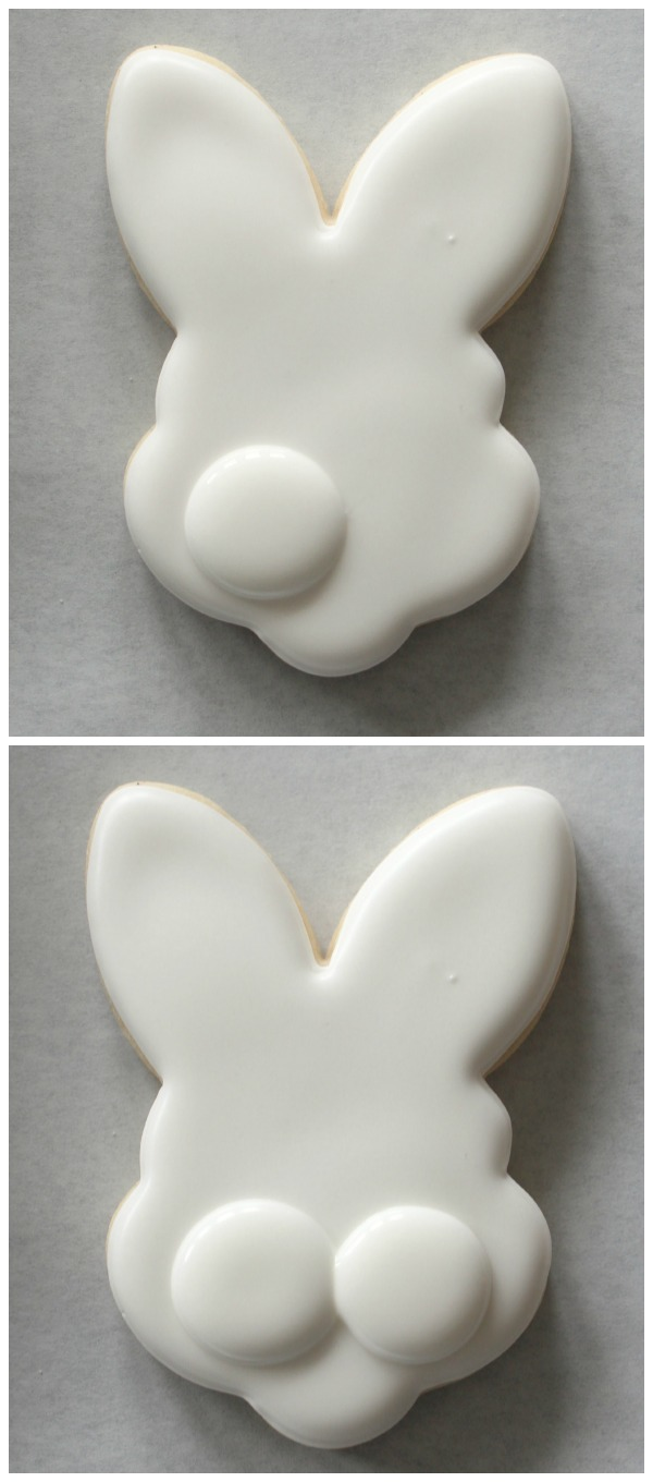Bunny Face Cookies SweetSugarBelle 2