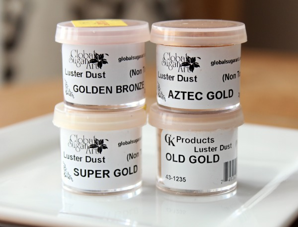 Gold Lustre Dust