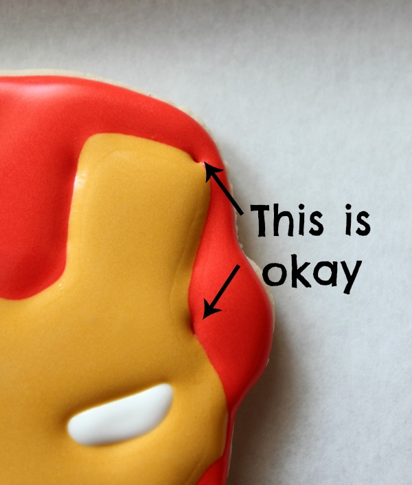 Iron Man Cookies_Sweetsugarbelle6