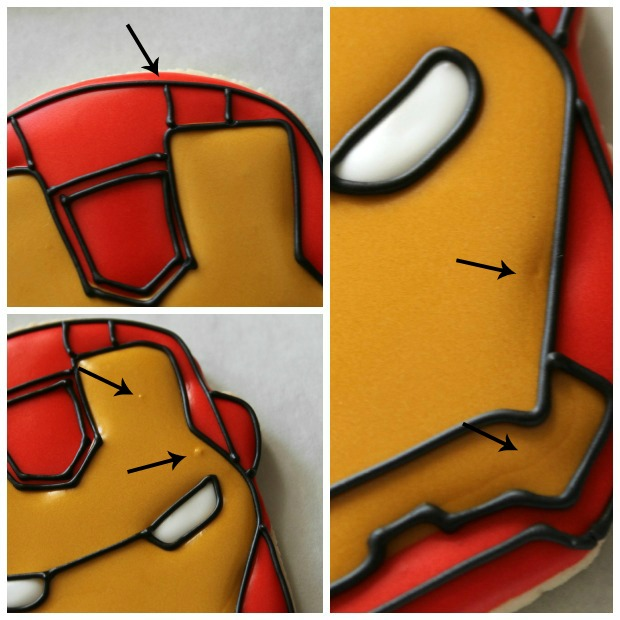Iron Man Cookies_Sweetsugarbelle9