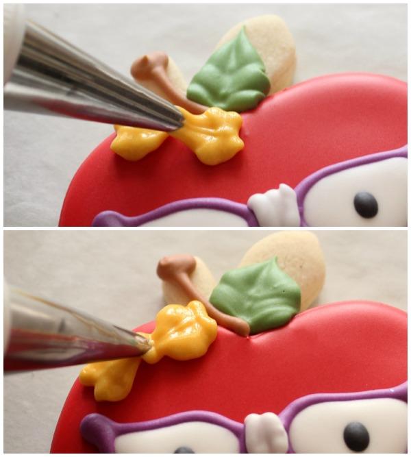 Nerdy Apple Cookie_Sweetsugarbelle 3