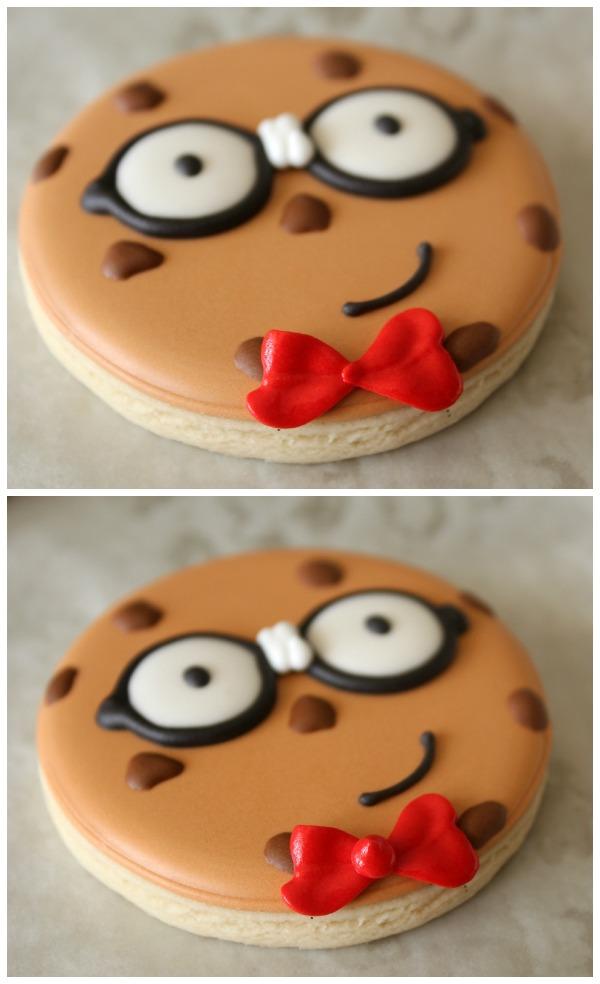 Nerdy Apple Cookie_Sweetsugarbelle 7