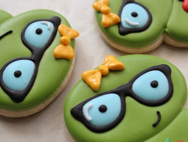Nerdy Apple Cookie_Sweetsugarbelle 8