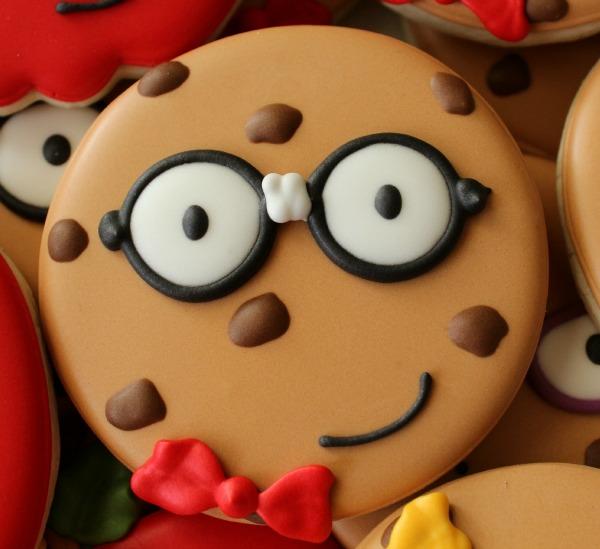 Nerdy Cookie Sweetsugarbelle
