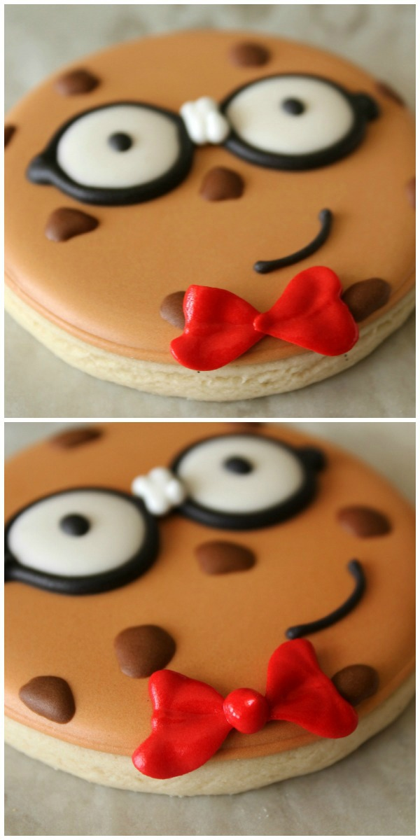 Nerdy Decorated Cookies_SweetSugarBelle