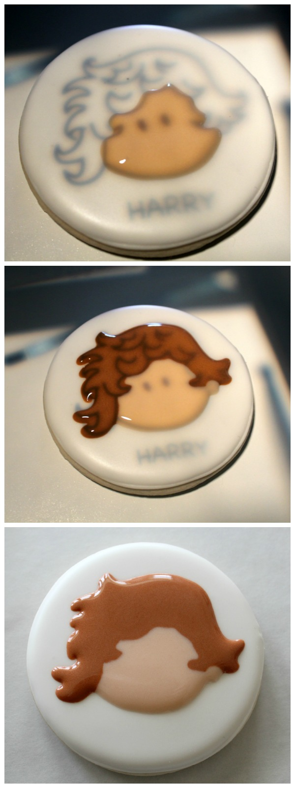 One Direction Cookies 3