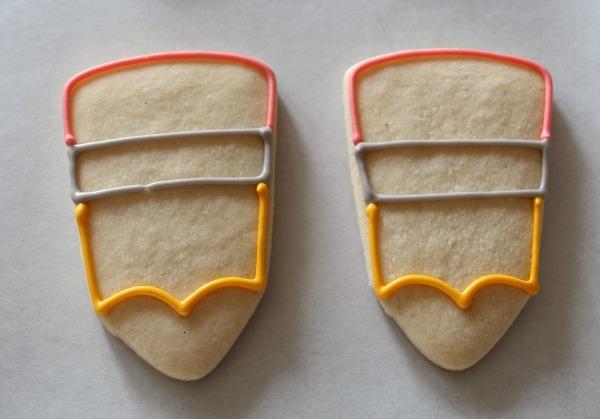 Pencil Cookies 3