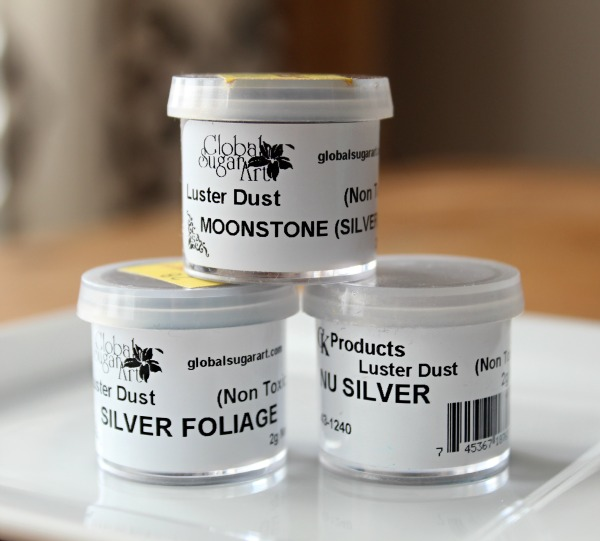 Silver Lustre Dust