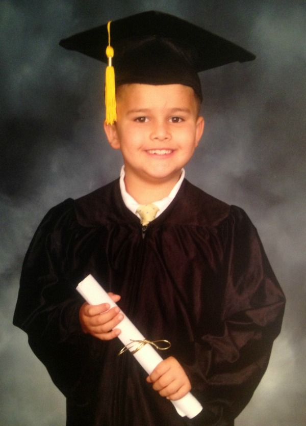 Caleb Graduation