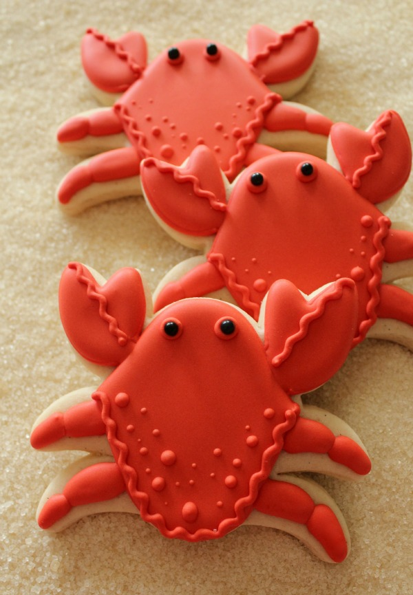 Crab Cookie 1