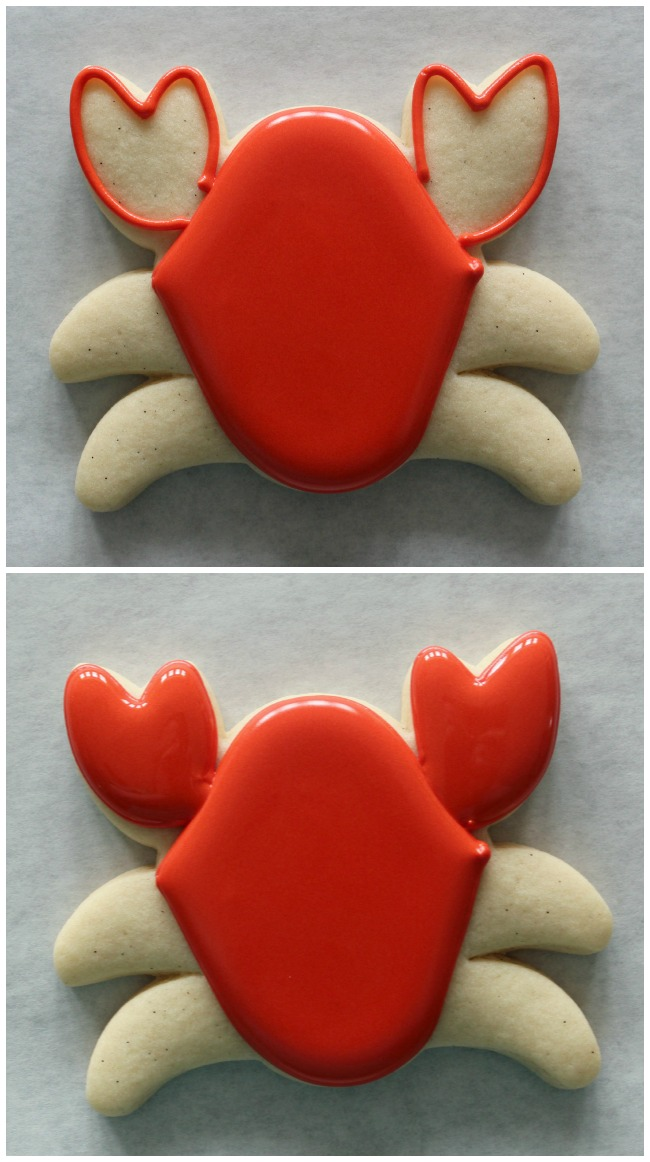 Crab Cookie 4